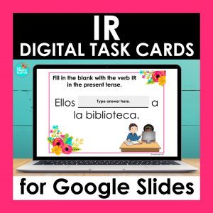 IR Google Slides