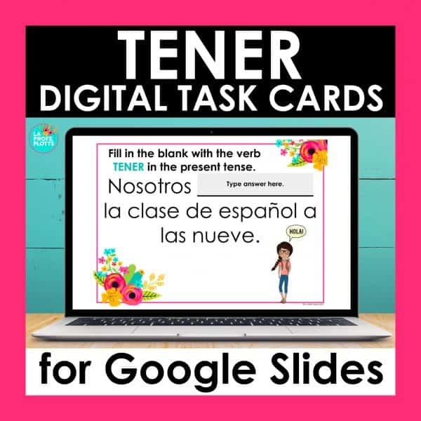 tener Google Slides