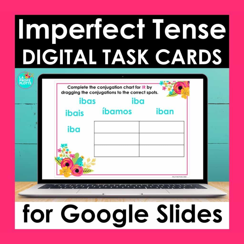 Imperfect Tense In Spanish [ 1024 x 1024 Pixel ]
